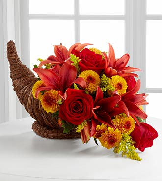 Harvest Cornucopia - Click Image to Close