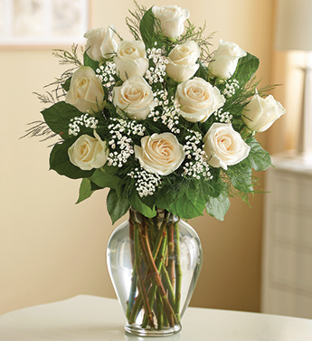 The White Rose Elegance - Click Image to Close
