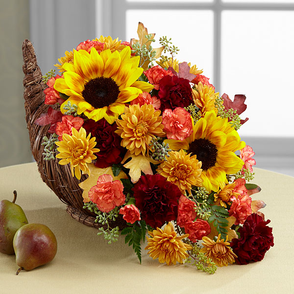 Fall Cornucopia - Click Image to Close