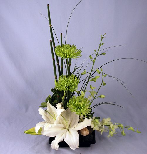 Isle Of Beauty Arrangement - Click Image to Close