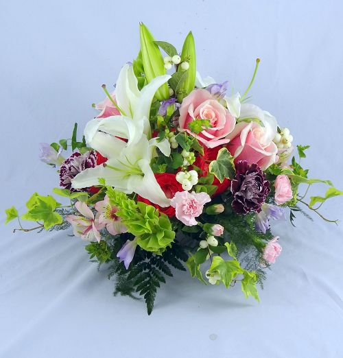 Premium Pastels Centerpiece - Click Image to Close