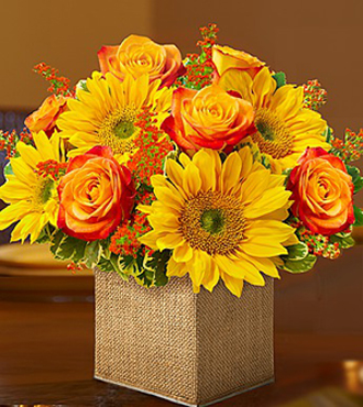 Modern Enchantment for Fall Bouquet