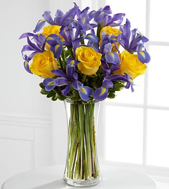 Sunlit Treasures Bouquet - Click Image to Close