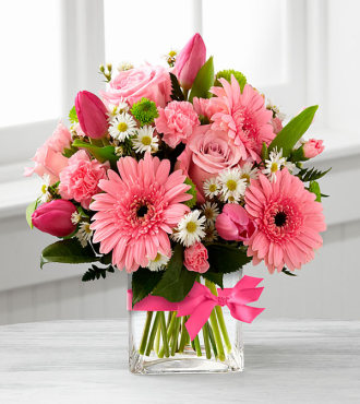 Blooming Visions Bouquet - Click Image to Close