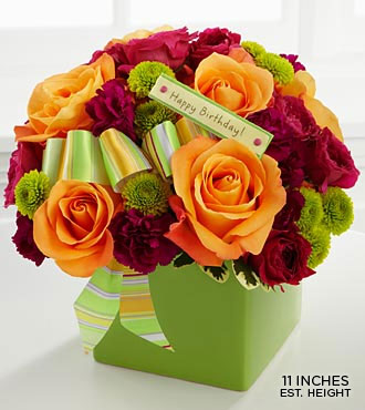 Birthday Bouquet - Click Image to Close