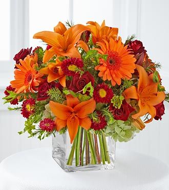 Fabulous Fall Bouquet - Click Image to Close