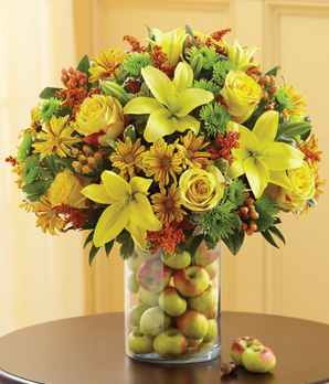 The Fruitfull Gathering Bouquet