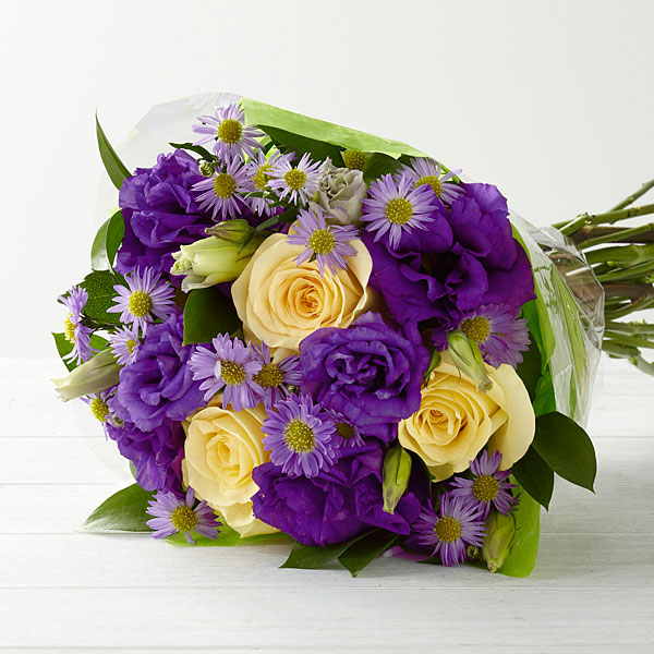 Angelique Hand Tied Bouquet - Click Image to Close