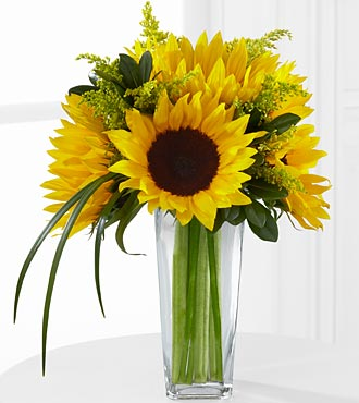 Sunshine Daydream Bouquet - Click Image to Close