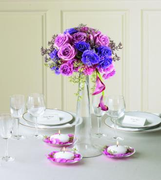 The Dramatic Garden Centerpiece - Click Image to Close