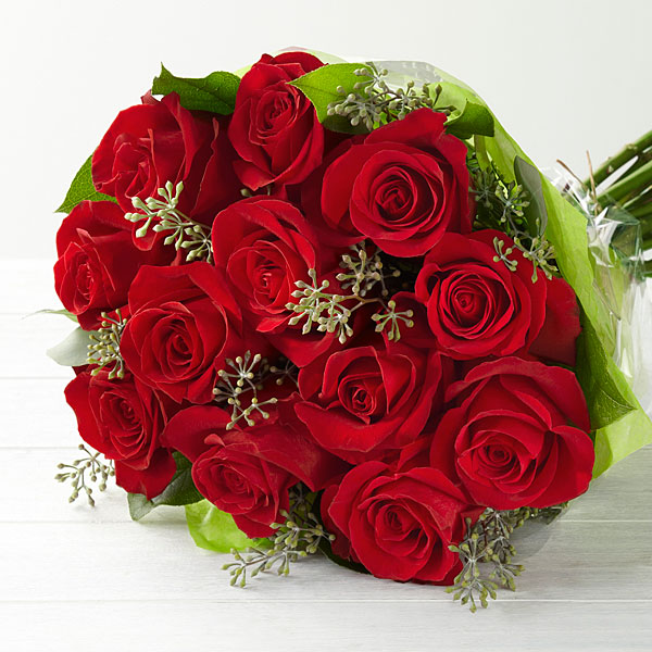 Red Rose Bouquet - Click Image to Close