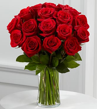 Lost In Your Love Rose Bouquet - Click Image to Close