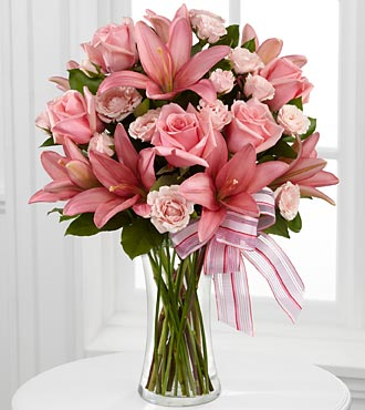 Perfect Poetry Mother's Day Bouquet - Click Image to Close