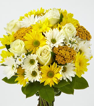 Joyful Renewal Bouquet - No Vase Included - Click Image to Close