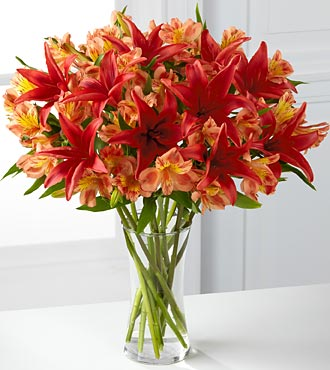 Harvest Homecomings Bouquet - Click Image to Close