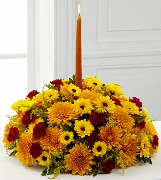 Golden Centerpiece - Click Image to Close