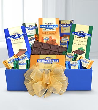 Ghirardelli Blissful Treats - Click Image to Close
