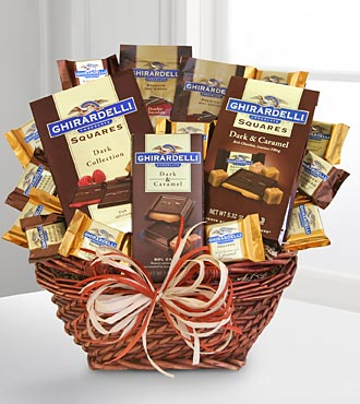 Ghirardelli Dark Chocolate Supreme - Click Image to Close