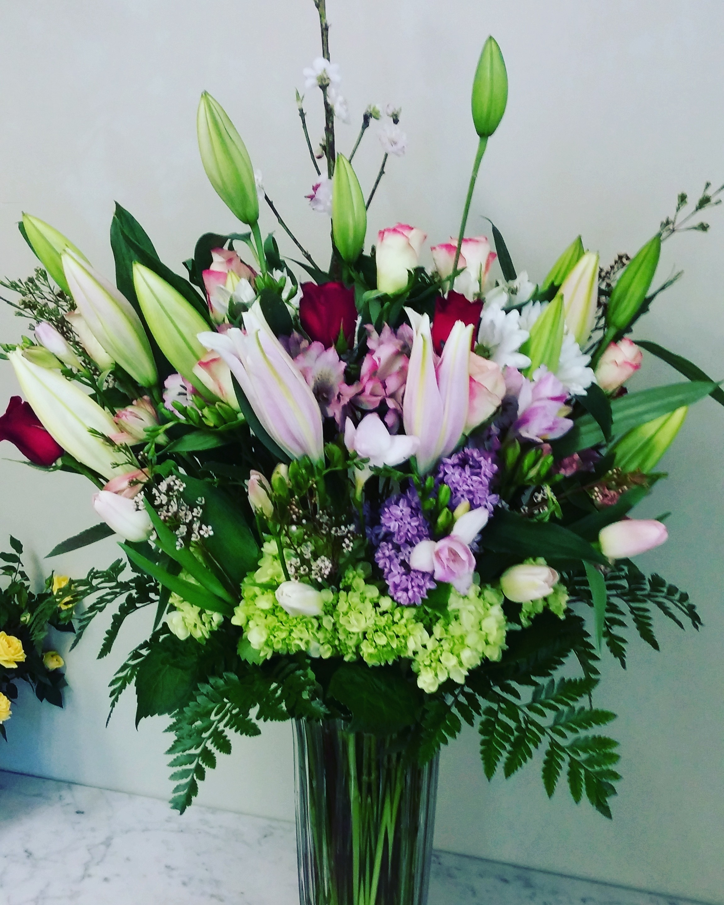 Full Blooms Bouquet