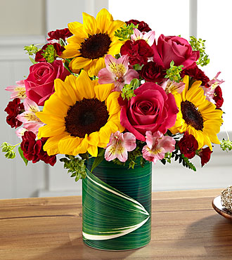Fresh Outlooks Bouquet - Click Image to Close