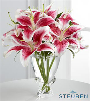 Incredible Luxury Lily Bouquet - Click Image to Close