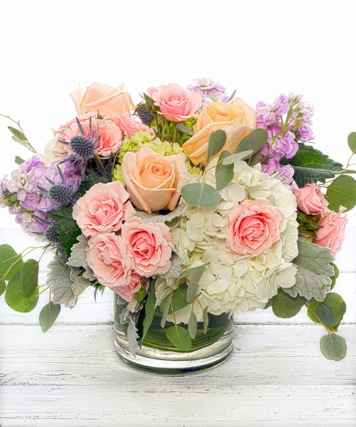 Adored Pastel Bouquet - Click Image to Close