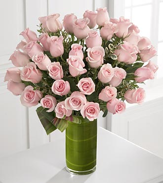 Delighted Luxury Rose Bouquet - Click Image to Close