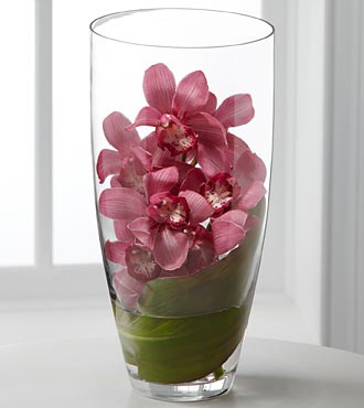 Spirited Luxury Orchid Bouquet - Click Image to Close