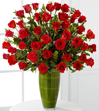 Fascinating Luxury Rose Bouquet - Click Image to Close