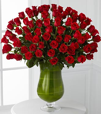 Attraction Luxury Rose Bouquet - Click Image to Close