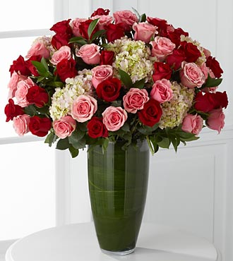 Indulgent Luxury Rose Bouquet - Click Image to Close
