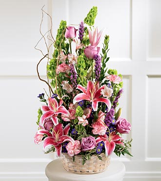 All Things Bright Arrangement - Click Image to Close
