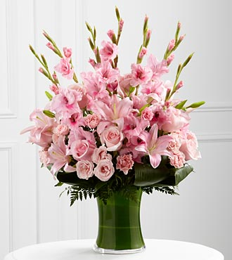 Lovely Tribute Bouquet - Click Image to Close
