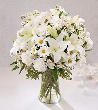 Angel Wings Arrangement - Click Image to Close