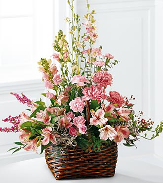 The Exquisite Memories Basket - Click Image to Close