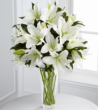 Light In Your Honor Bouquet - Click Image to Close