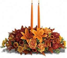 Family Gathering Centerpiece - Click Image to Close