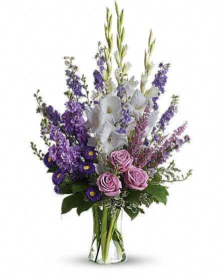 Joyful Memory Flowers Bouquet