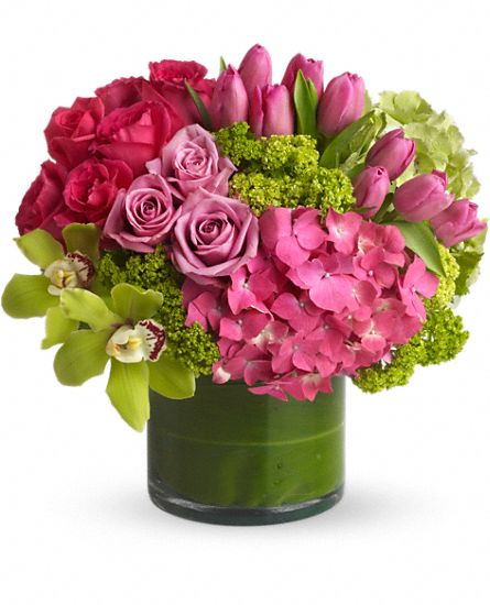 New Sensations Bouquet - Click Image to Close