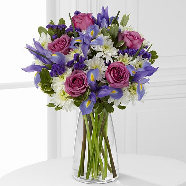 Sweet Sophistication Bouquet - Click Image to Close