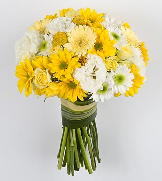 Hello Sunshine Fashion Bouquet