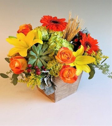 Fall Garden Bouquet