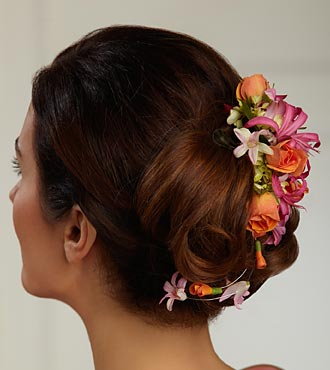 Flowers 'n' Frills Hair Decor - Click Image to Close