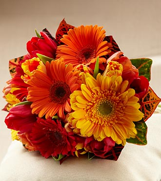 Sunglow Bouquet - Click Image to Close