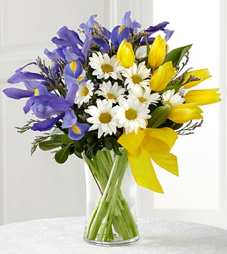 Sunshine Style Bouquet - Click Image to Close
