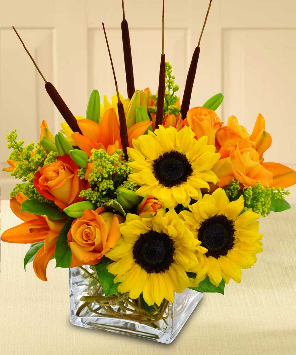 Autumn Feelings Bouquet