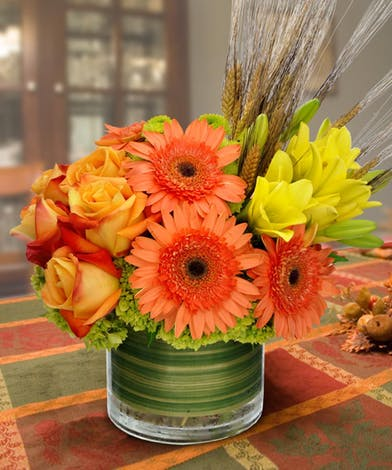 Autumn Season Bouquet