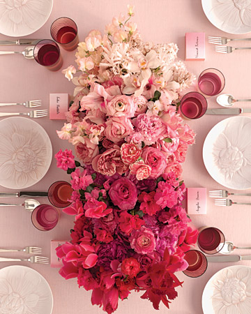The Perfect Combination Centerpiece - Click Image to Close