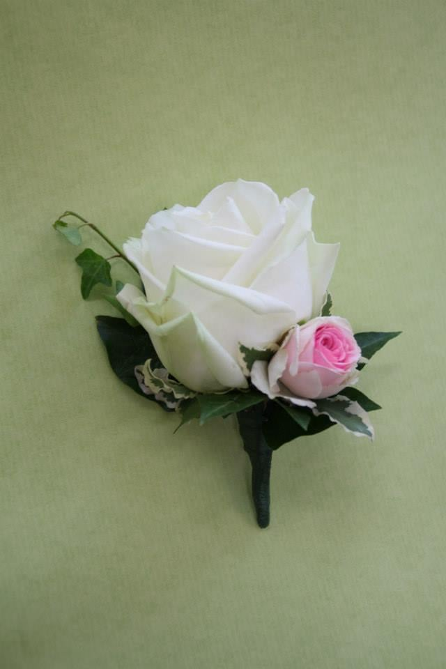 Enchanting Boutonniere