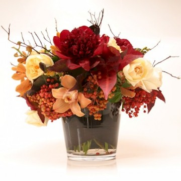 The Textured Bouquet - Click Image to Close